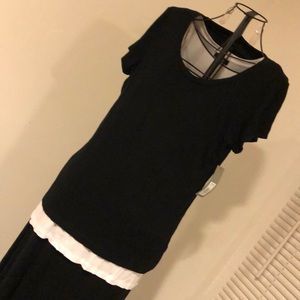 *NWT* White OR Black Tee